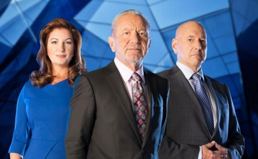 The Apprentice – The Ego Has Landed!