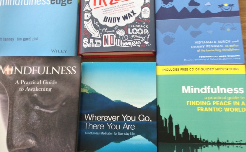 The 6 Best Mindfulness Books